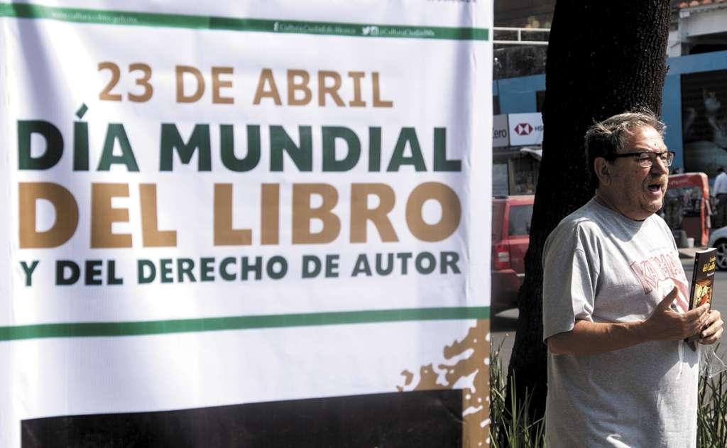 ESTE AÑO. El escritor aseguró que la FILIJ regresará al Centro Nacional de las Artes, su sede original. Foto: Cuartoscuro