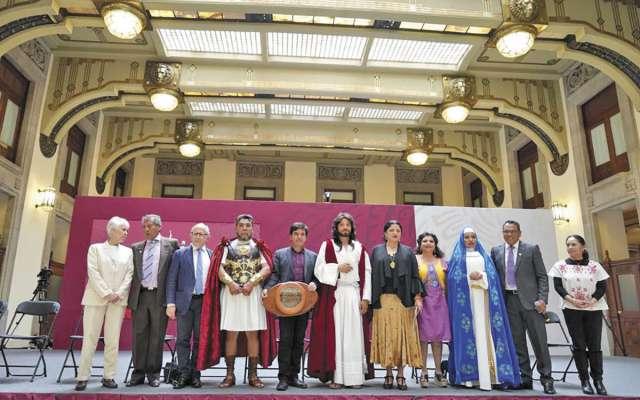 Candidatean al viacrucis para ser patrimonio mundial