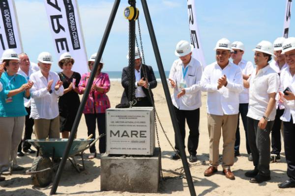 El gobernador habló sobre la importancia que tiene el turismo como una actividad económica prioritaria y se mostró agradecido por el respaldo del gobierno federal