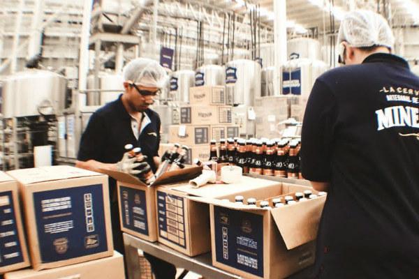 Los mexicanos aumentaron un litro su consumo de cerveza al año. FOTO: Especial