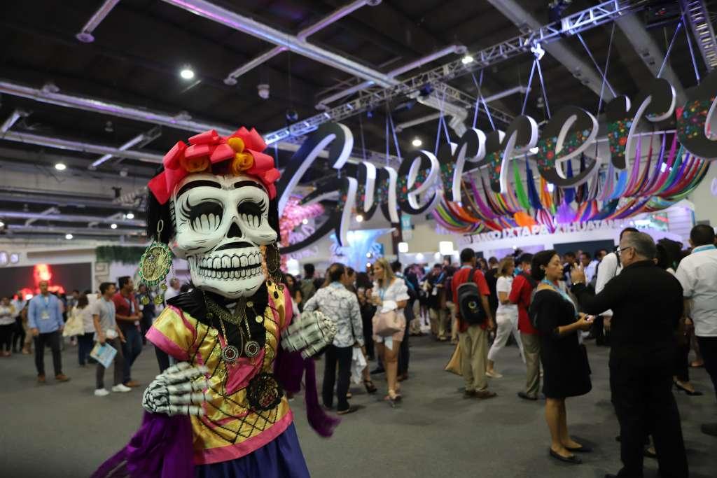 La edición 45 del Tianguis turístico será en 2020; la sede, Mérida, Yucatán. Foto: Cuartoscuro
