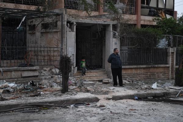 La provincia de Idlib y sectores de las provincias vecinas de Hama, Alepo y Latakia, no están controlados por Damasco. Foto: Archivo | AFP