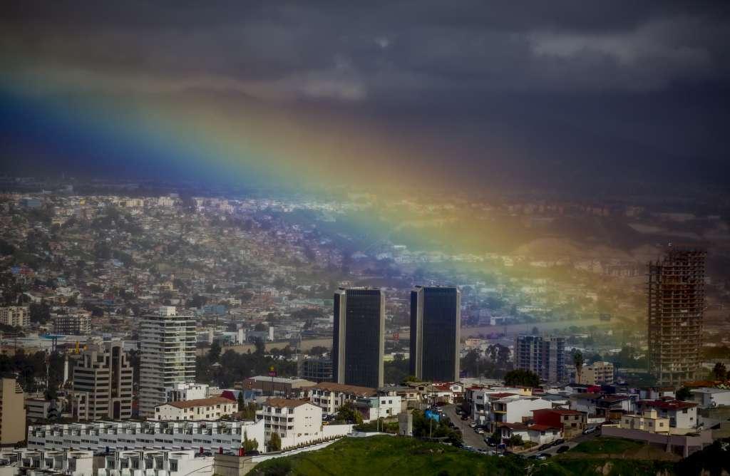 Se prevén lluvias aisladas en Querétaro, Estado de México, Ciudad de México, Tlaxcala, Yucatán y Quintana Roo. Foto: Cuartoscuro