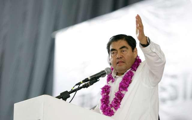 Aseguró que para los trabajadores del estado habrá libertad absoluta. Foto: Cuartoscuro