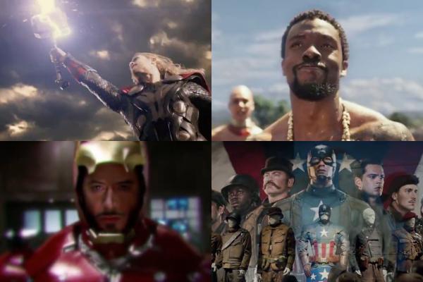 La Fase 3 del UCM concluye este 26 abril con el estreno de Avengers: Endgame. Foto: Especial