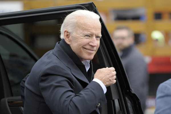 El exsenador Biden fue vicepresidente durante los dos mandatos de Barack Obama (2009-2017). Foto: AFP