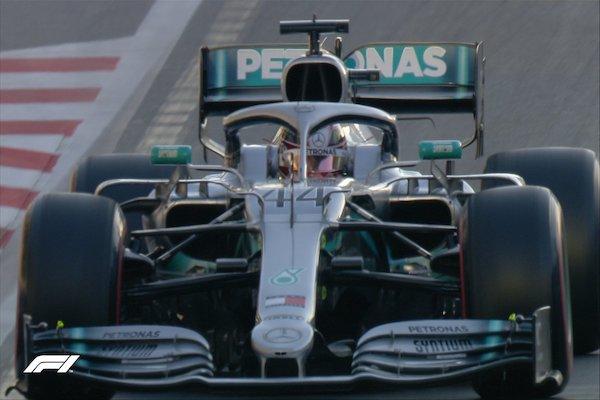 Bottas quedó en primer lugar en las pruebas de la F1 de este sábado 27 de abril