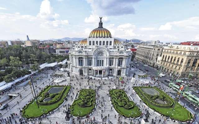La CDMX recibe más turismo que Acapulco. FOTO: LESLIE PÉREZ