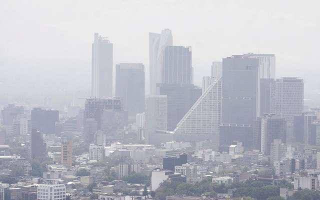La calidad del aire fue mala.FOTO: ESPECIAL