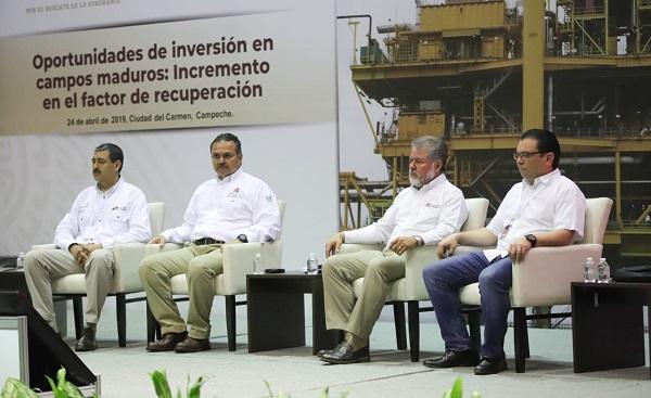 Romero Oropeza reiteró que, en la actual administración, la contratación de bienes y servicios se ha simplificado. Foto: Especial