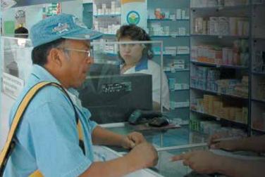 Estiman que 2.4% del gasto en hogares mexicanos se destina en las farmacias.FOTO: CUARTOSCURO