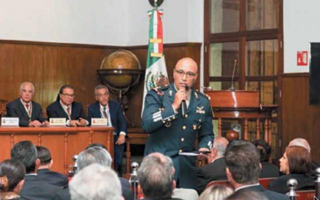 La audiencia del militar se empantanó por falta de conocimiento del expediente.FOTO: ESPECIAL