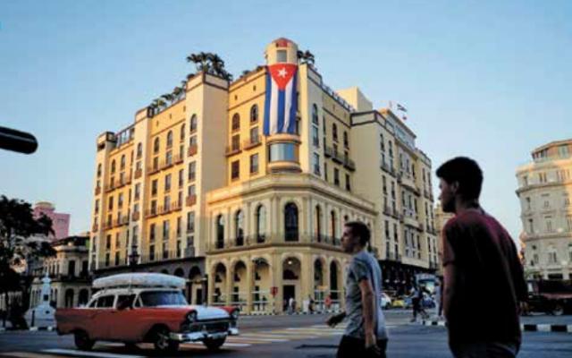 Cuba tiene a la inversión extranjera como prioridad para su desarrollo.FOTO:ESPECIAL