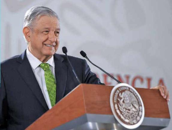 López Obrador dijo que el memorándum es un asunto político, no una iniciativa de ley, ni un decreto. FOTO: ESPECIAL