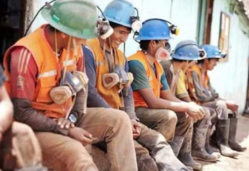 En la mina Pasta de Conchos de Coahuila murieron 65 mineros.FOTO: ESPECIAL