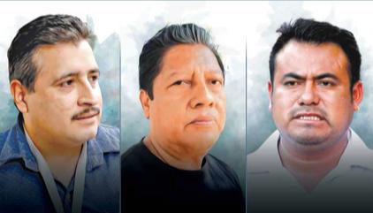 """El presidente señaló que los líderes de la CNTE tienen derecho a seguir percibiendo su sueldo como maestros, """"eso pasa en todos los sindicatos""""FOTO: EL HERALDO DE MÉXICO"""