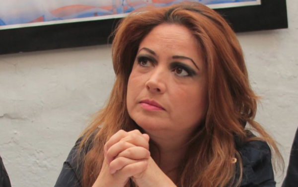 En entrevista con El Heraldo de México, VioletaLagunes, informó  que ya tenía listo el incidente de inejecución de sentenciade amparo