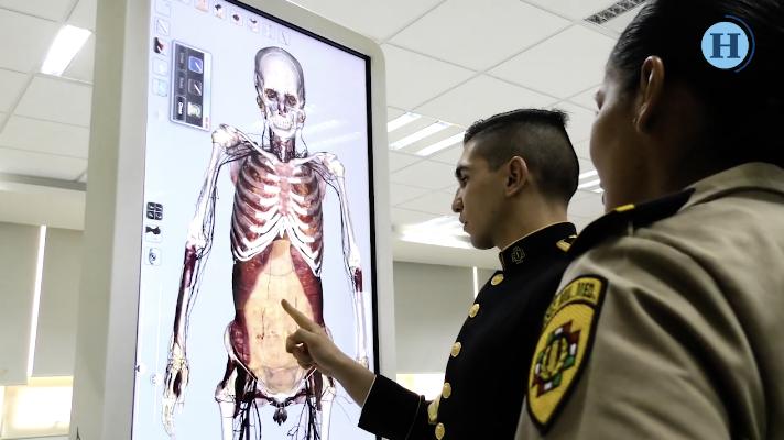 Centro Militar de Ciencias de la Salud en el Día Mundial de la Salud