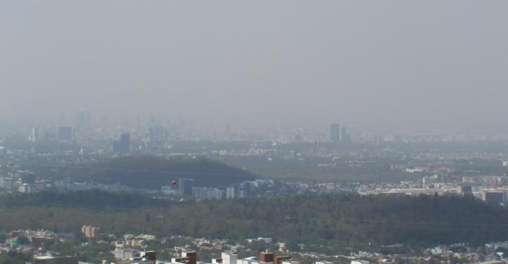 Alrededor de las 20:00 horas se dará información sobre la calidad del aire.