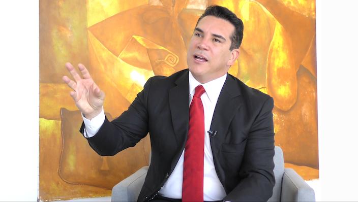 """""""Ya no debemos simular"""": gobernador de Campeche"""