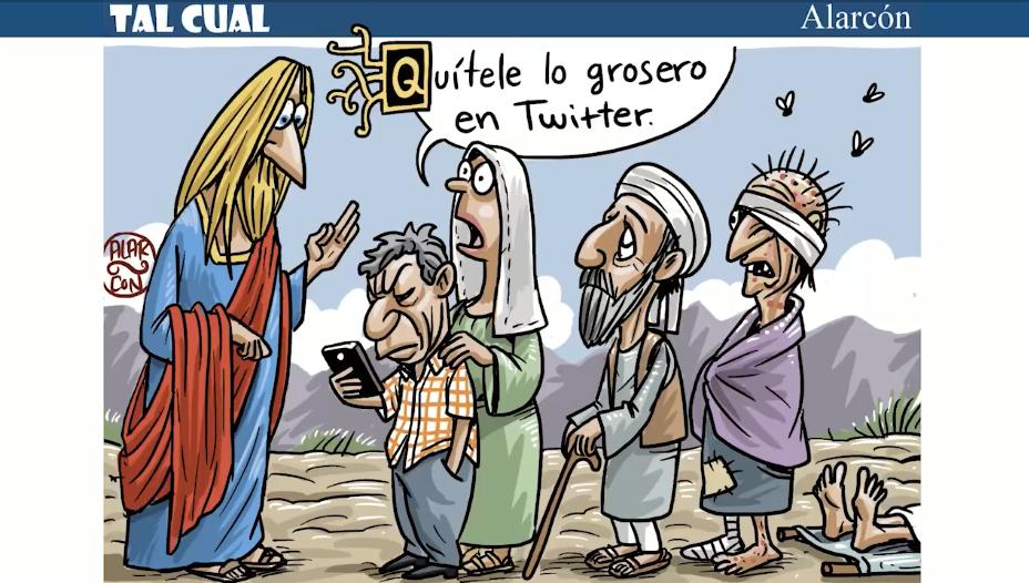 Tal Cual: Quítale lo grosero en Twitter