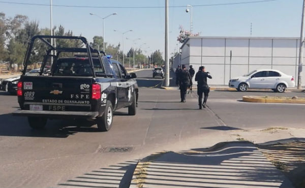 Elementos de Policía Militar, Fuerzas de Seguridad Pública del Estado y Policía Municipal realizaron un operativo tras el incidente. FOTO: ESPECIAL