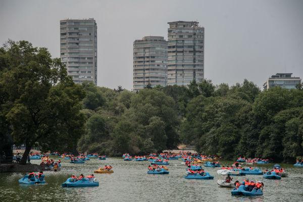 Los interesados en estas actividades pensadas en el cuidado del medio ambiente podrán asistir al Bosque de Chapultepec. Foto: Cuartoscuro