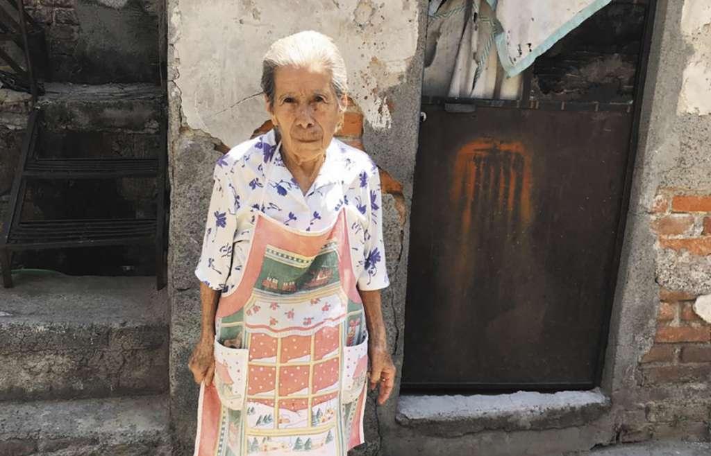 Layito recibía dos apoyos, uno de la Sedesol y otro del gobierno local; hoy no tiene nada. FOTO: MARÍA GONZÁLEZ SOTO