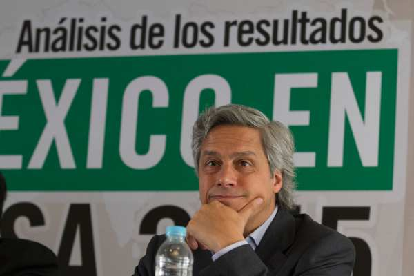 Gobierno federal debe generar más confianza entre los inversionistas: Claudio X. González