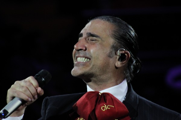 """""""El Potrillo"""" inició su carrera como cantante de música regional mexicana como ranchera y mariachi.  Foto: Cuarto Oscuro"""