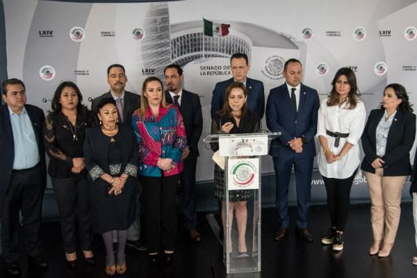 Incluso, dijeron que la única vía que tiene López Obrador es promoviendo su reforma educativa ante el Congreso de la Unión