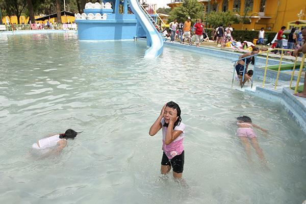 El agua contaminada favorece el contagio de enfermedades. FOTO: CUARTOSCURO