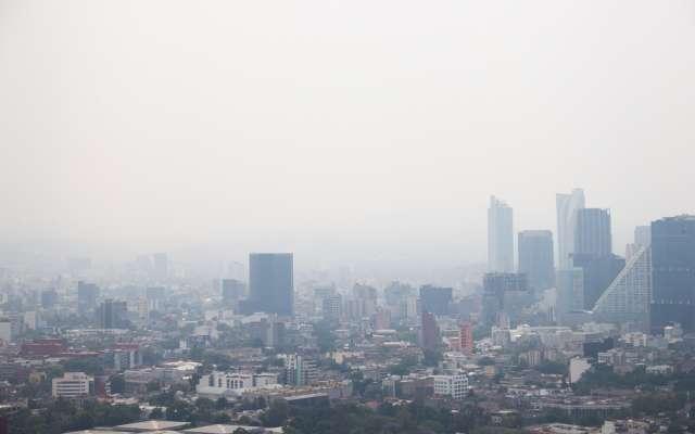 Piden a la población evitar actividades al aire libre. FOTO: ARCHIVO