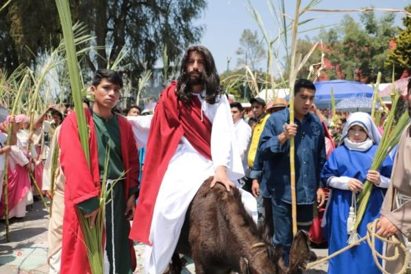 Resultado de imagen para Cuajimalpa implementa operativo ante inicio de Semana Mayor