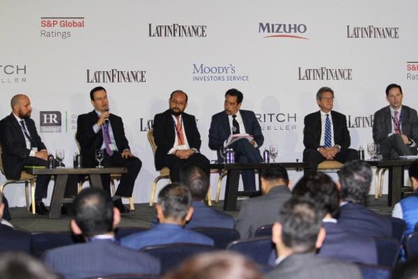 Cumbre financiera mexicana