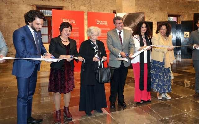 """Fue inaugurada la exposición fotográfica  """"Tina Modotti. Sensibilidad y crítica"""