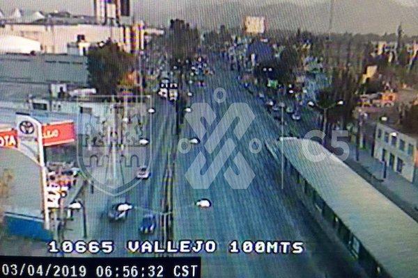 Hay buen avance sobre Vallejo -en ambos sentidos- desde Periférico hasta Circuito Interior. Foto: C5