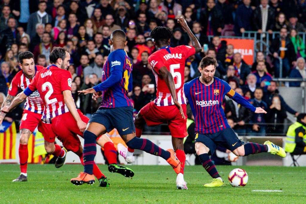 Este sábado se juega la jornada 31 de La Liga Española. Foto: Twitter
