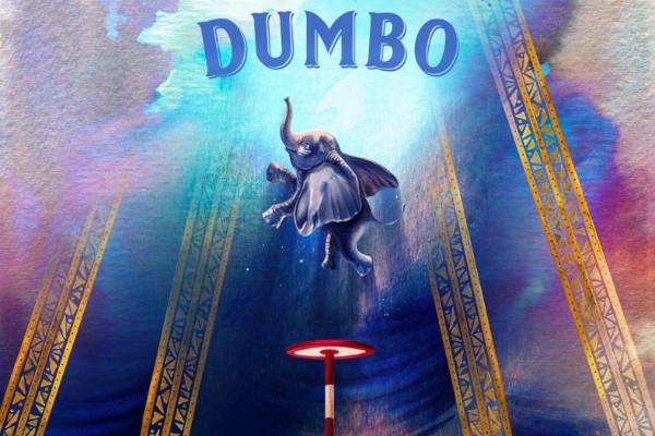 Dirigida por Tim Burton, la cinta vuelve a relatar la historia del elefante de orejas grandes, esta vez recreado digitalmente, que se convierte en estrella del circo