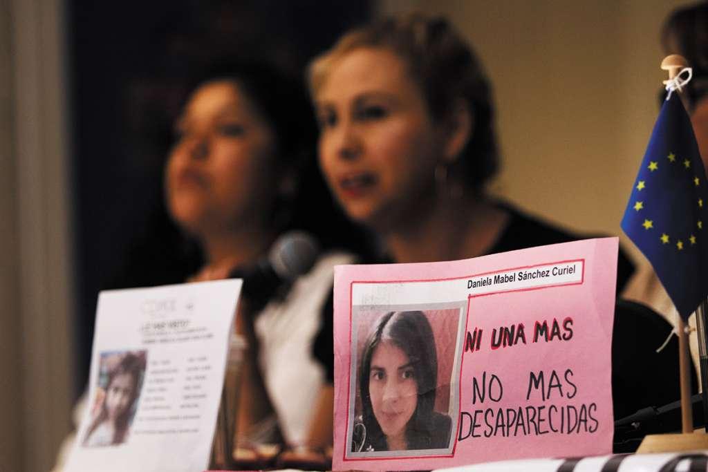 Aún no se conocen con precisión, los niños y adolescentes que quedaron en orfandad por estos crímenes. Foto: Cuartoscuro