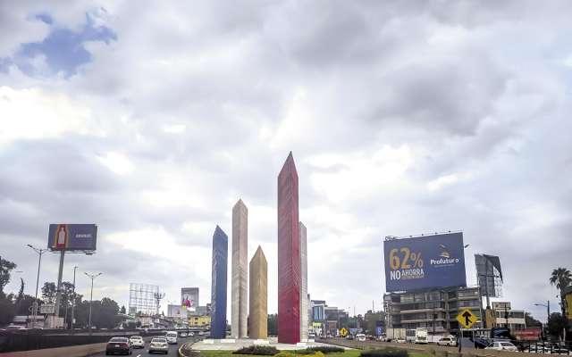 Fueron planeadas como distintivo de la ciudad residencial e inauguradas en 1958.FOTO: ESPECIAL
