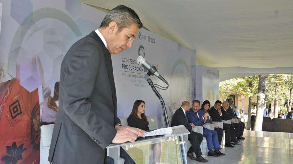 Legisladores plantean que comparezca en el Congreso local Jesús Figueroa Ortega.FOTO: ESPECIAL