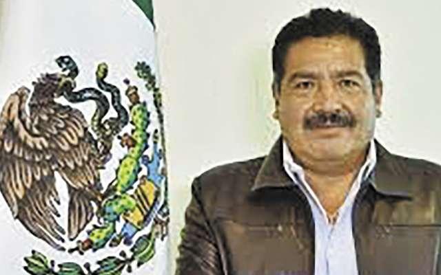 El exalcalde Alejandro Aparicio ganó el cargo bajo las siglas de Morena.FOTO: ESPECIAL