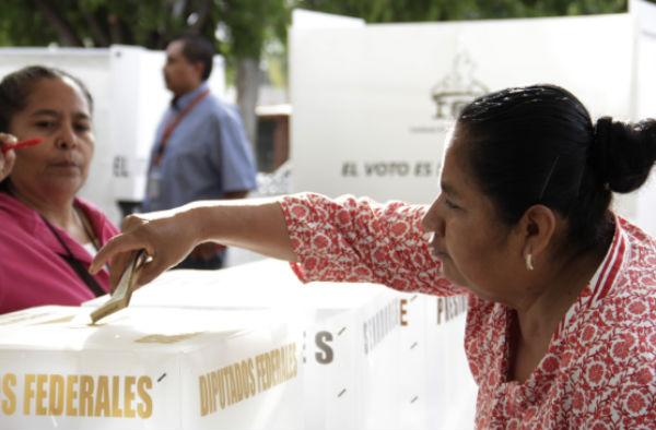 El gobierno del estado garantizó una elección imparcial y puso a disposición la seguridad para que haya un proceso limpio. FOTO: ESPECIAL