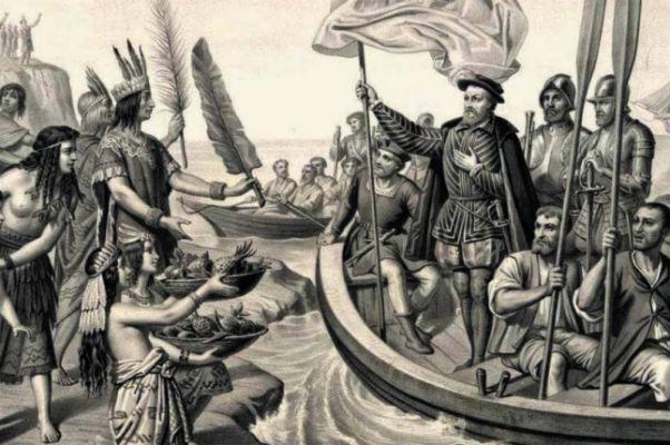 Hernán Cortés, de 34 años, decidió pisar la costa un día después: el Viernes Santo de hace exactamente 500 años, un 22 de abril