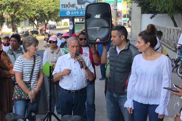 El candidato a la gubernatura de Puebla dijo que este caso es un ejemplo de que se deben realizar reformas urgentes a las leyes para que se erradique la corrupción y la impunidad