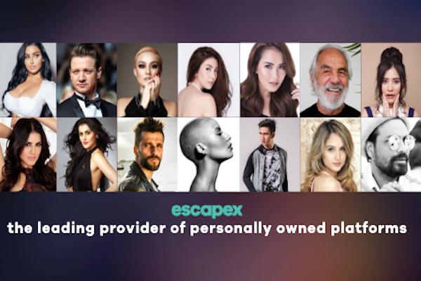 Cerca de 350 personajes ya utilizan la aplicación, la cual les genera ingresos gracias a la interacción con sus seguidores. Foto: Especial
