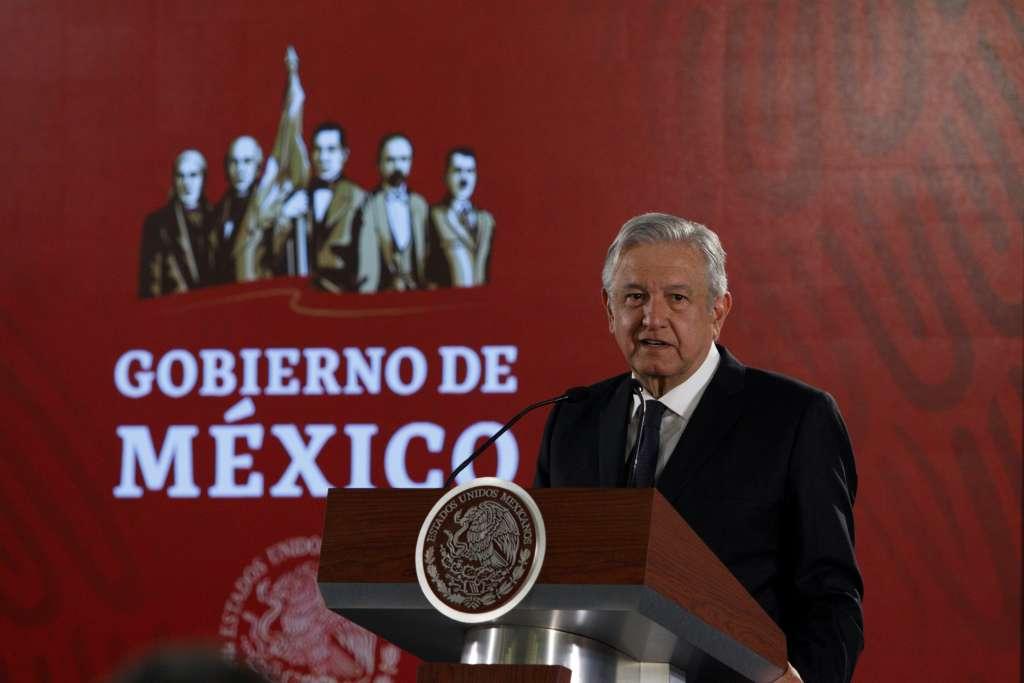 El presidente reiteró que busca la reconciliación entre México y España, a casi 500 años de la caída de Tenochtitlan. Foto: Cuartoscuro