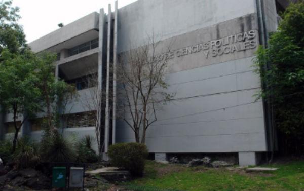 La facultad enfatizó que la Universidad Nacional Autónoma de México debe ser un espacio que garantice la seguridad y la vida de quienes la integran. FOTO: UNAM