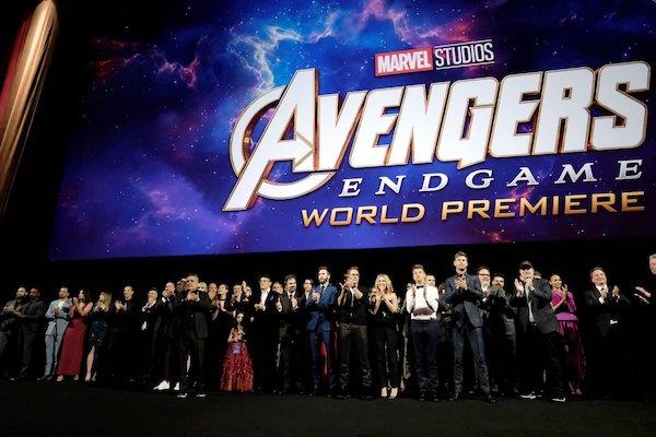 El estreno mundial fue el pasado 22 de abril, pero los fans deberán esperar al 26 para poder ver la cinta. Foto: @Avengers